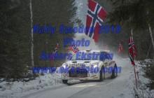 Rally Sweden 2016Plats:Personer:Övrigt: